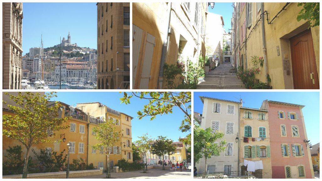 Balade Marseille - Le Panier