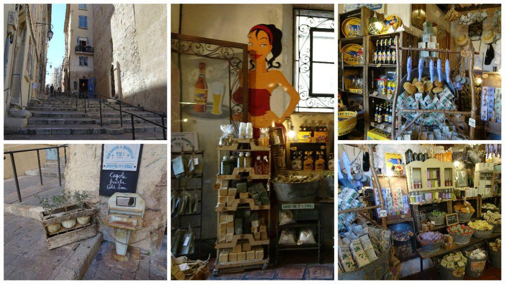 Marseille savonneries cagole