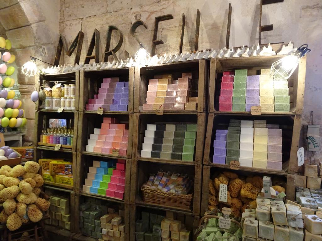 Savonnerie - Marseille - Quartier du Panier